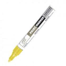ES-838190 PAINTMARKER - olejový popisovač žltý