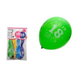 PF-21010 Balón 30cm/5ks číslo 18