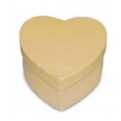 PED-7632/KC32 Kartónoé srdce 10,9x9,5x5cm