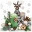 Vianočné servítky
